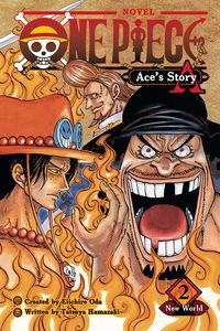 [One Piece: Ace's Story: Volume 2: Spade Pirates (Product Image)]
