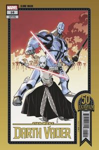 [Star Wars: Darth Vader #16 (Sprouse Lucasfilm 50th Variant Wobh) (Product Image)]