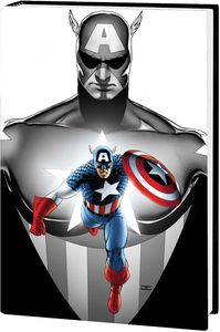 [Captain America Lives: Omnibus (DM Variant New Printing Hardcover) (Product Image)]