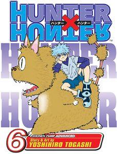 [Hunter X Hunter: Volume 6 (Product Image)]