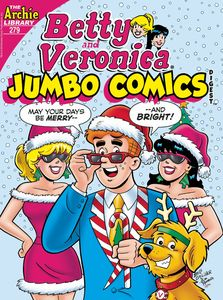 [Betty & Veronica: Jumbo Comics Digest #279 (Product Image)]