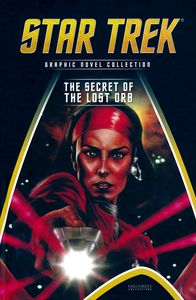 [Star Trek: Graphic Novel Collection: Volume 80: The Secret Of The Lost Orb (Product Image)]