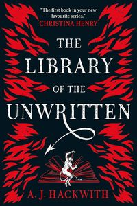 [A Novel From Hell's Library: The Library Of The Unwritten (Product Image)]