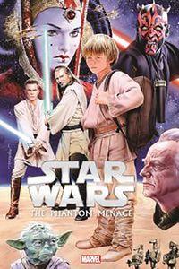 [Star Wars: Episode I: The Phantom Menace (Hardcover) (Product Image)]