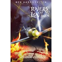 [Ben Aaronovitch and Andrew Cartmel signing Rivers of London: Action at a Distance (Product Image)]