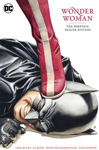 [Batman: Wonder Woman: The Hiketeia (Deluxe Edition Hardcover) (Product Image)]