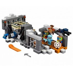 [Minecraft: Lego: The End Portal (Product Image)]