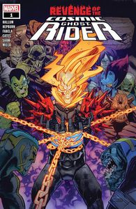 [Revenge Of The Cosmic Ghost Rider #1 (Product Image)]