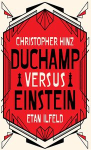 [Duchamp Versus Einstein (Product Image)]