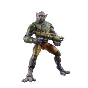 [Star Wars: Rebels: Black Series Deluxe Action Figure: Zeb Orrelios (Product Image)]