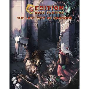 [The Lost City Of Gaxmoor: 5th Edition Adventure (Product Image)]
