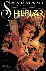 [John Constantine: Hellblazer: Volume 1: Marks Of Woe (Product Image)]