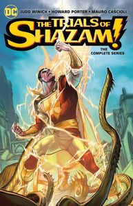 [Trials Of Shazam: The Complete Series (Product Image)]