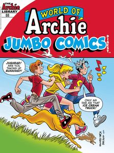[World Of Archie: Jumbo Comics Digest #88 (Product Image)]