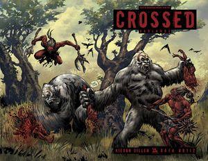 [Crossed: Badlands #80 (Megafauna Mayham Cover) (Product Image)]