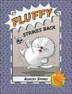 [Fluffy Strikes Back (Hardcover) (Product Image)]