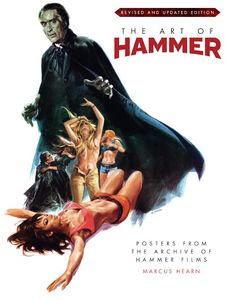 [The Art Of Hammer: Posters From The Archive Of Hammer (Updated - Hardcover) (Product Image)]
