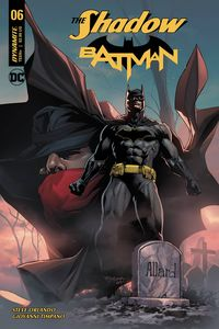 [Shadow/Batman #6 (Cover B Segovia) (Product Image)]