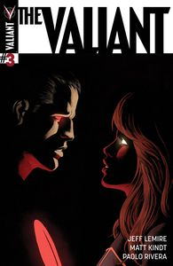 [The Valiant #3 (Cover A Paolo Rivera) (Product Image)]