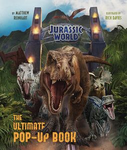 [Jurassic World: The Ultimate Pop-Up Book (Product Image)]