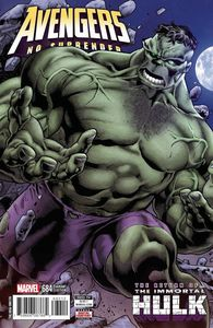 [Avengers #684 (2nd Printing) (Product Image)]