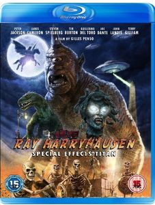 [Ray Harryhausen: Special Effects Titan (Blu-Ray/DVD) (Product Image)]