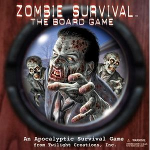 [The Zombie Survival Game (Product Image)]