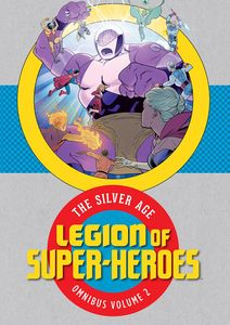 [Legion Of Super-Heroes: Silver Age Omnibus: Volume 2 (Hardcover) (Product Image)]