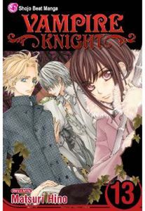 [Vampire Knight: Volume 13 (Product Image)]