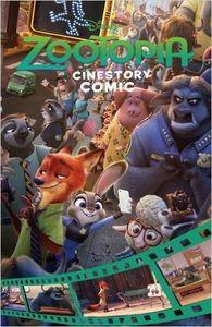 [Disney's Zootropolis: Cinestory: Volume 1 (Product Image)]