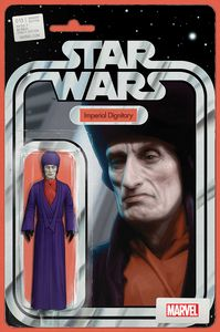 [Star Wars #13 (Christopher Action Figure Variant) (Product Image)]