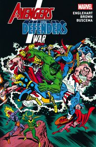 [Avengers: The Defenders: War (New Printing) (Product Image)]
