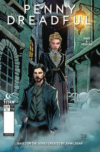 [Penny Dreadful #9 (Cover A Fowler) (Product Image)]