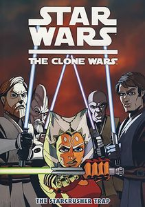[Star Wars: The Clone Wars: The Starcrusher Trap (Titan Edition) (Product Image)]