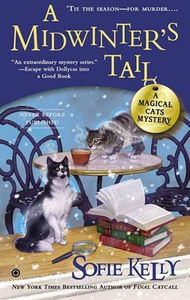 [Magical Cats Mystery: A Midwinter's Tail (Product Image)]