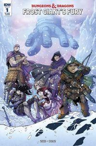 [Dungeons & Dragons: Frost Giants Fury #1 (Product Image)]
