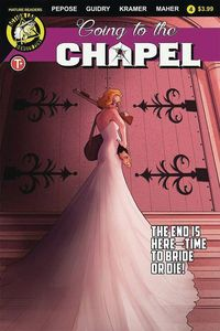 [Going To The Chapel #4 (Cover A Johanna The Mad) (Product Image)]