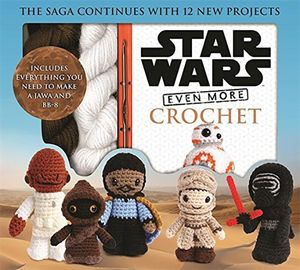 [Star Wars: Even More Crochet Pack (Product Image)]