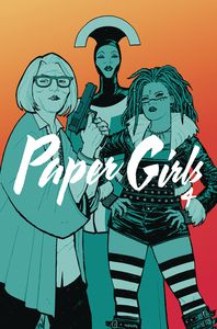 [Paper Girls: Volume 4 (Product Image)]