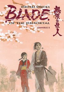 [Blade Of The Immortal: Omnibus: Volume 10 (Product Image)]
