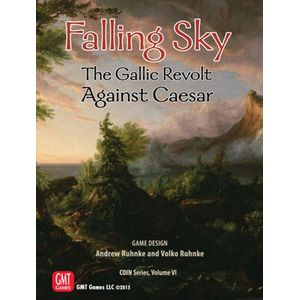 [Falling Sky: The Gallic Revolt Against Caesar (Second Edition) (Product Image)]