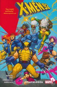 [X-Men 92: Volume 2: Lilapalooza (Product Image)]
