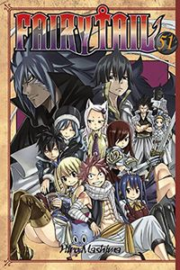 [Fairy Tail: Volume 51 (Product Image)]