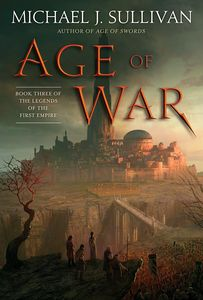 [Legends Of The First Empire: Book 3: Age Of War (Hardcover) (Product Image)]