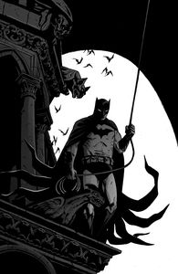 [Batman: Black & White #4 (Cover A Becky Cloonan) (Product Image)]