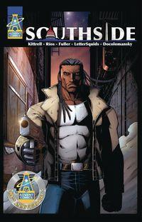 [The cover for Southside #1 (Side Pocket)]