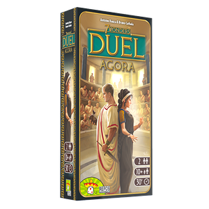 [7 Wonders: Duel: Agora Expansion (Product Image)]