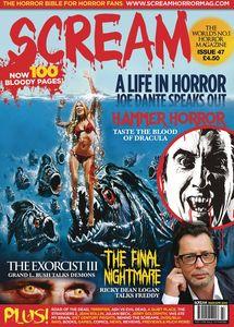 [Scream Magazine #48 (Product Image)]