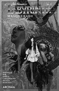 [Jim Henson's Labyrinth: Masquerade #1 (Cover B Cagle) (Product Image)]