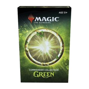 [Magic The Gathering: Commander Collection: Green (Product Image)]